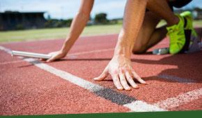 Leichtathletik Orientierungslauf